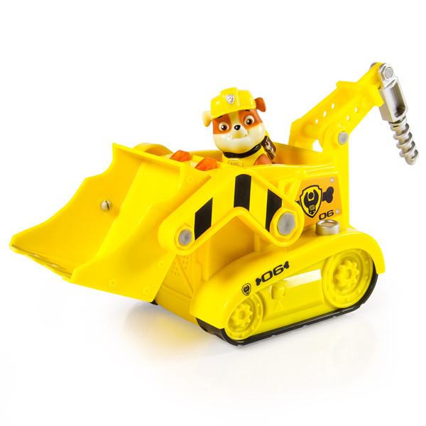 Игрушка Paw Patrol большой автомобиль спасателей со звуком и светом