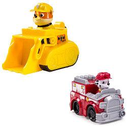 Игрушка Paw Patrol Маленькая машинка спасателя в ассортименте