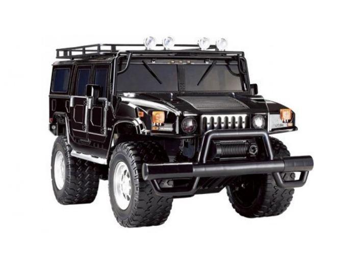 RASTAR RC Р/У Машина 1:6 28600 HUMMER H1 SUV 75х42х38см