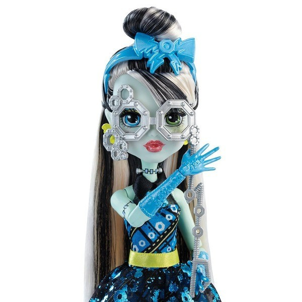Monster High: Весёлая фотобуу-дка, Frankie Stein - фото 2