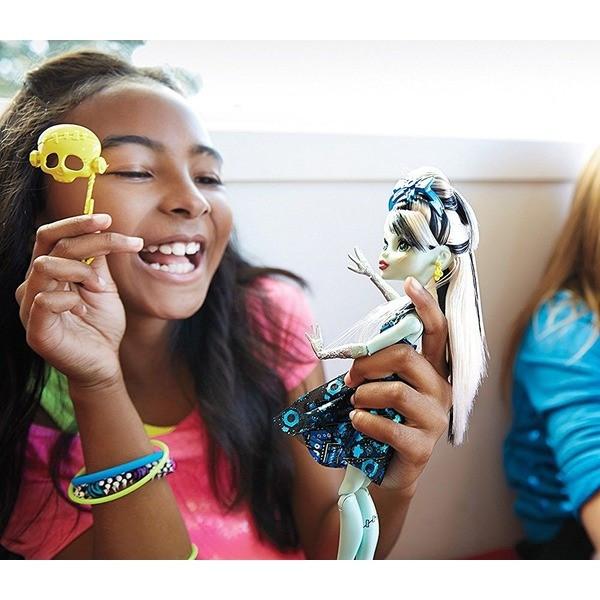Monster High: Весёлая фотобуу-дка, Frankie Stein - фото 3