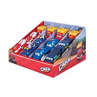 Игрушка CHUCK & FRIENDS мини-машинки 5 см в ассортименте (12 шт в дисплее), фото 1