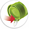 Кружка-поильник Avent 260 мл 12м+ зеленая, фото 4
