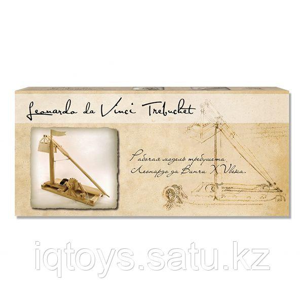 Сборная деревянная модель Leonardo da Vinci 2663 Требушет