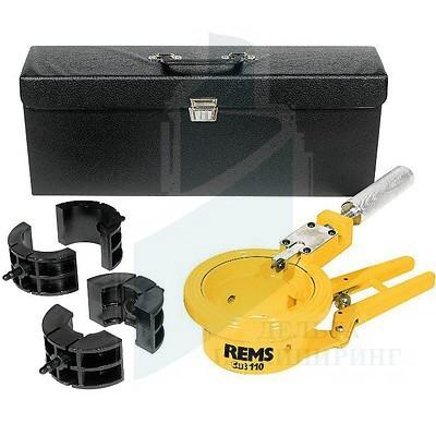 Труборез и фаскосниматель Rems Cut 110 P