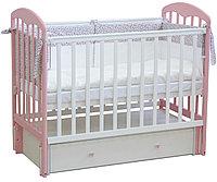 """Кровать детская Фея """"328"""", (белый-магнолия), фото 1"""