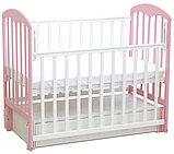 """Кровать детская Фея """"328"""", (белый-магнолия), фото 2"""
