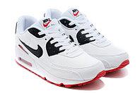 "Кроссовки Nike Air Max 90 Essential ""White Red Black"" (37-44), фото 2"