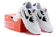 "Кроссовки Nike Air Max 90 Essential ""White Red Black"" (37-44), фото 6"