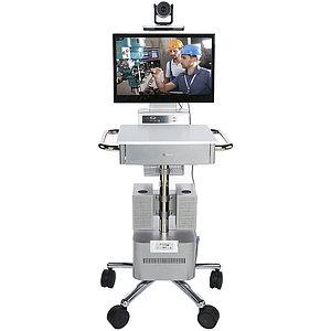 """Видеоконференция Polycom RealPresence Utility Cart 500 (1*27"""")"""