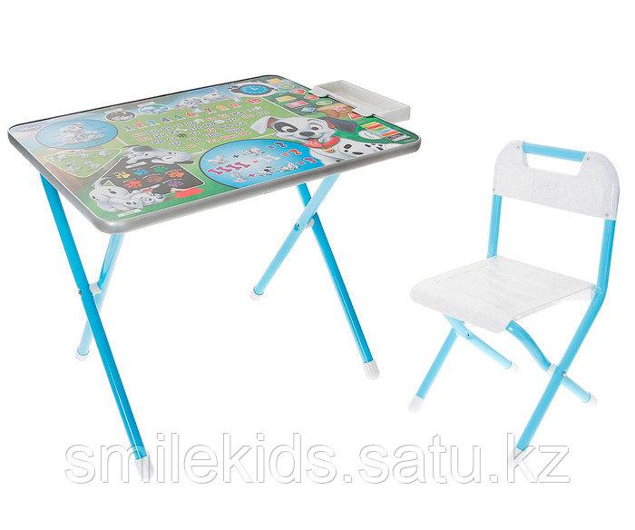 "Набор мебели ""Дэми"" №1 ""Далматинцы"", голубой"