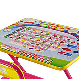 "Набор мебели ""Дэми"" №1 - ""Алфавит"", розовый, фото 2"