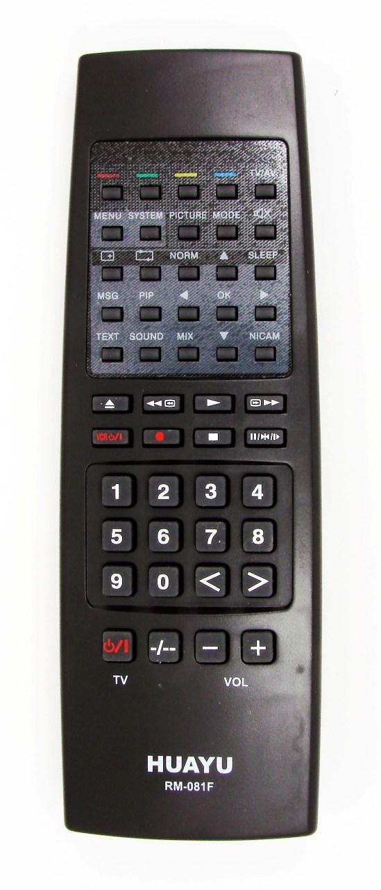 Пульт для телевизора AKAI (HUAYU) RM-081F универсальный