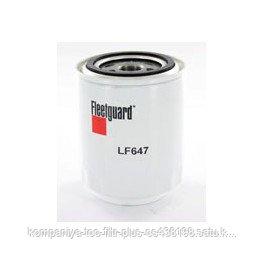 Масляный фильтр Fleetguard LF647