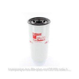 Масляный фильтр Fleetguard LF672