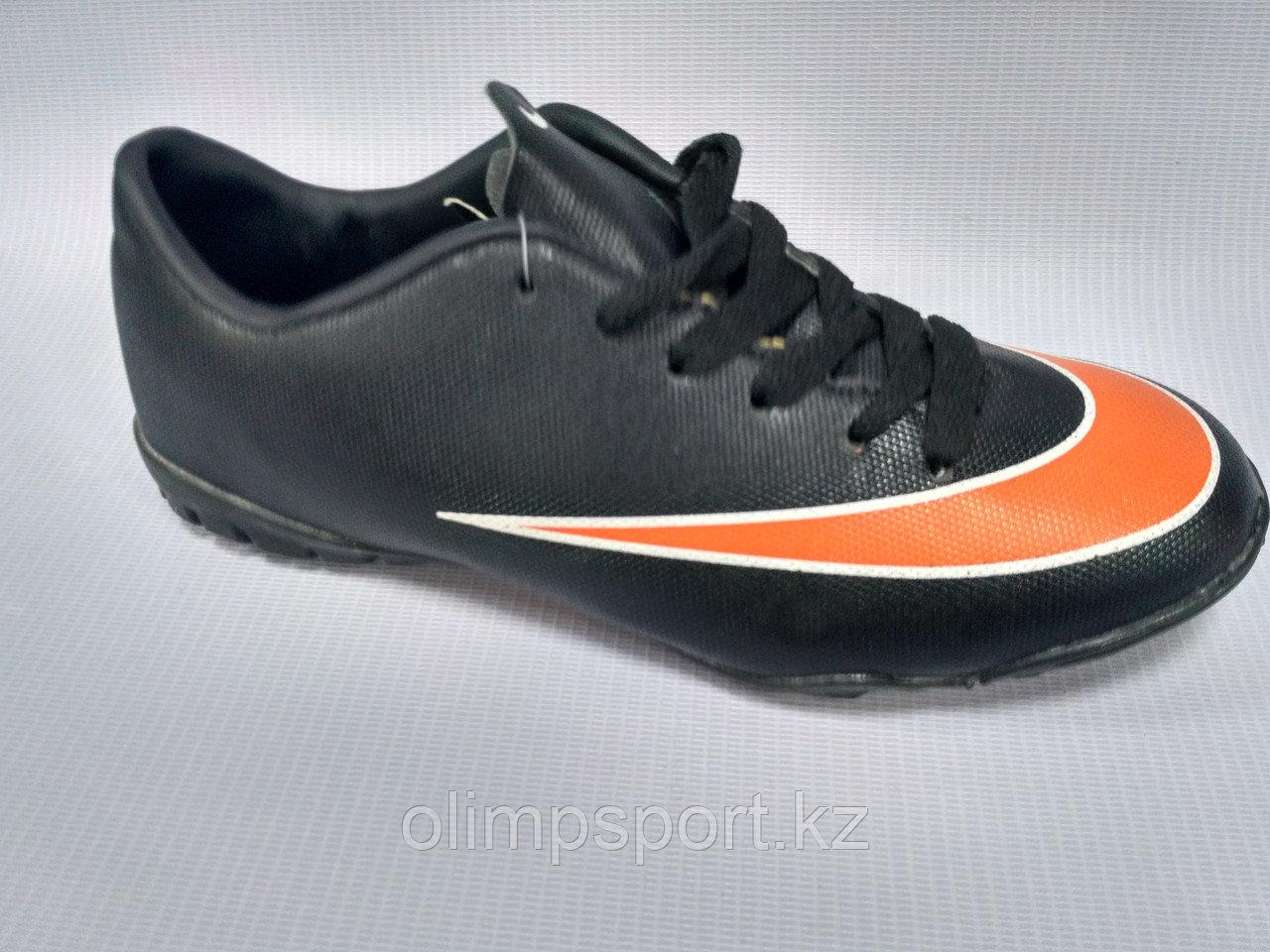 Обувь для футбола, шиповки, детские сороконожки  Nike Mercurial