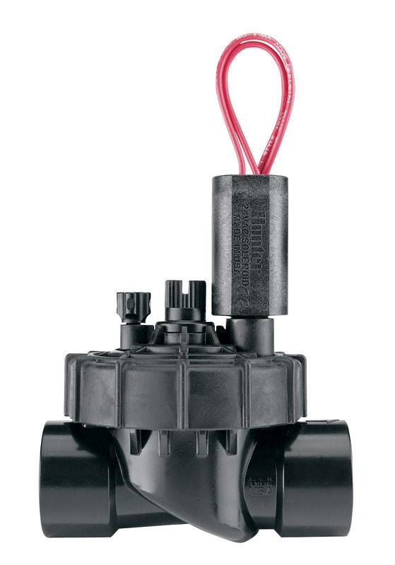 Клапан эл-магн с рег.потока PGV-101JTG-B  Hunter