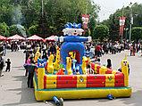 Надувные аттракционы в Алматы, фото 2