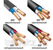 ВВГ 3х4+1x2,5 кабель силовой