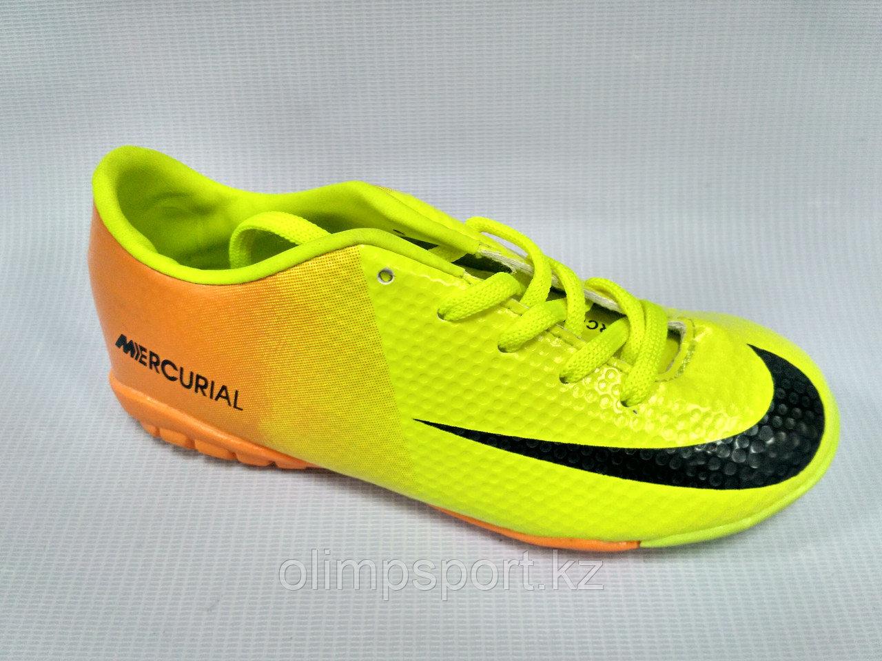 Детские сороконожки  Nike Mercurial
