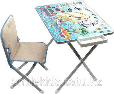 Набор детской мебели Дэми №2 VIP «Кораблик»