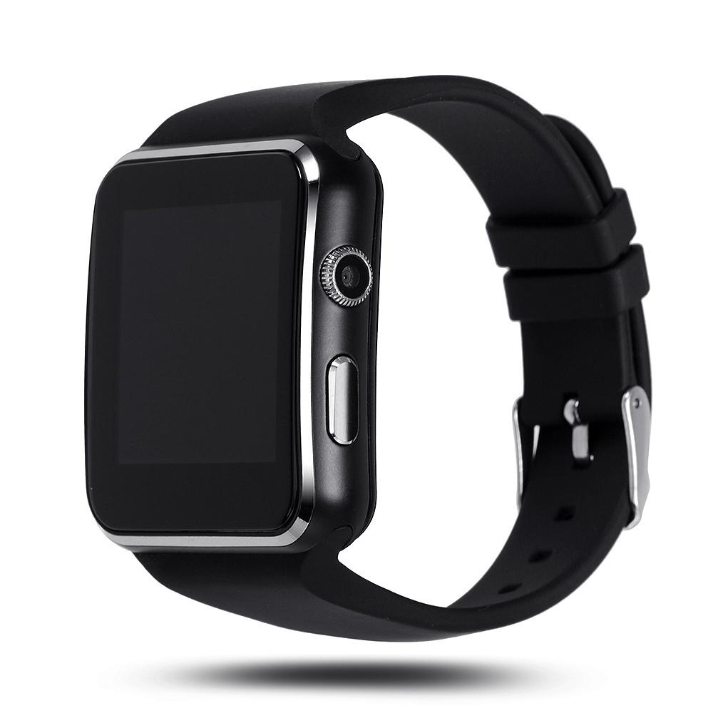 Сенсорные умные часы-телефон Smart-Watch