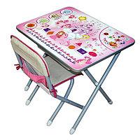 Набор складной детской мебели Дэми №2 VIP «Принцессы», фото 1