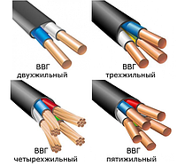 ВВГнг 4*95 кабель силовой