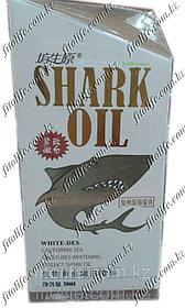 Акулье масло с эффектом отбеливания