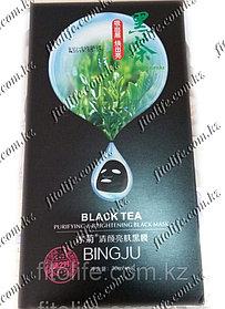 """Очищающая и отбеливающая черная маска """"Bingju"""""""