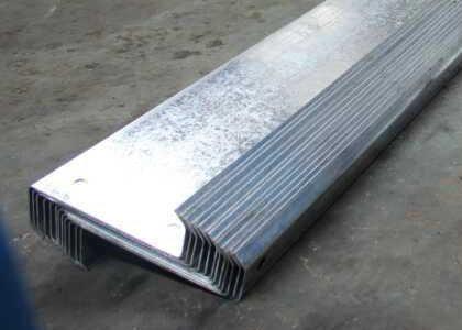 Профиль зетовый 40х32х2 мм ст.08кп, фото 2