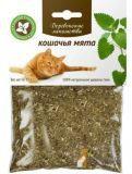 Деревенские лакомства для кошек Кошачья мята, 15г, фото 1