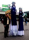 Ходулисты в Алматы, фото 2