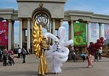 Ходулисты в Алматы, фото 8