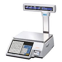 Весы торговые CAS CL5000J-30IP
