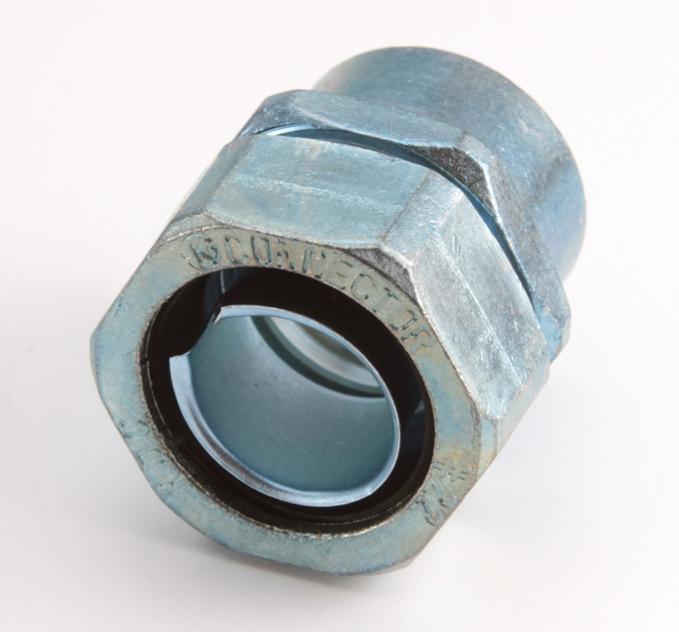Муфты соединительные резьбовые «труба — металлорукав»