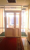 Алюминиевые двери тёплай серии