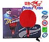 Профессиональная ракетка для настольного тенниса Double Fish 7A Series