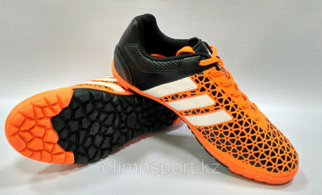 Сороконожки футбольные Adidas, размеры 39-44