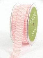 Лента твиловая May Arts - Pink