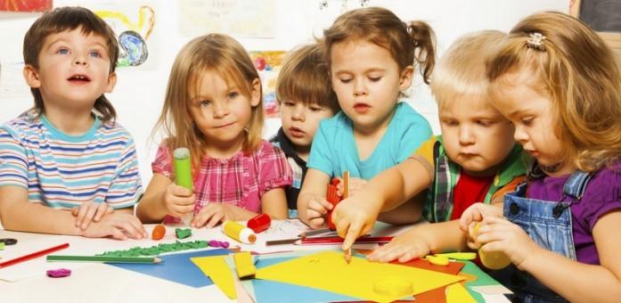 Занятия с детьми дошкольного возраста с диагнозом аутизм