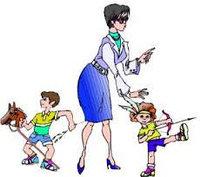 Коррекционные занятия с детьми дошкольного возраста с диагнозом гиперактивность, дефицит внимания