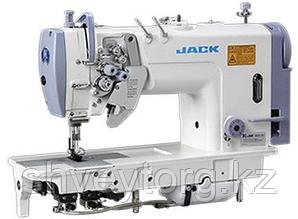 Двухигольная швейная машина  челночного стежка JACK JK-58750B-003C