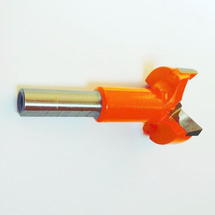 Сверло чашечное 35х70 мм на сверлильно-присадочный станок для глухих отверстий в ЛДСП, МДФ, дереве