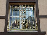 Кованные решетки из металла, фото 2