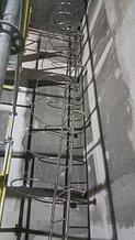 Лестницы пожарные из нержавеющей стали