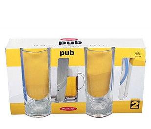 Набор кружек Pasabahce Pub для пива 300мл. 2 шт.