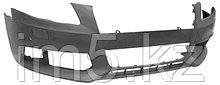 Бампер передний AUDI A4 07-11  п /омыватели