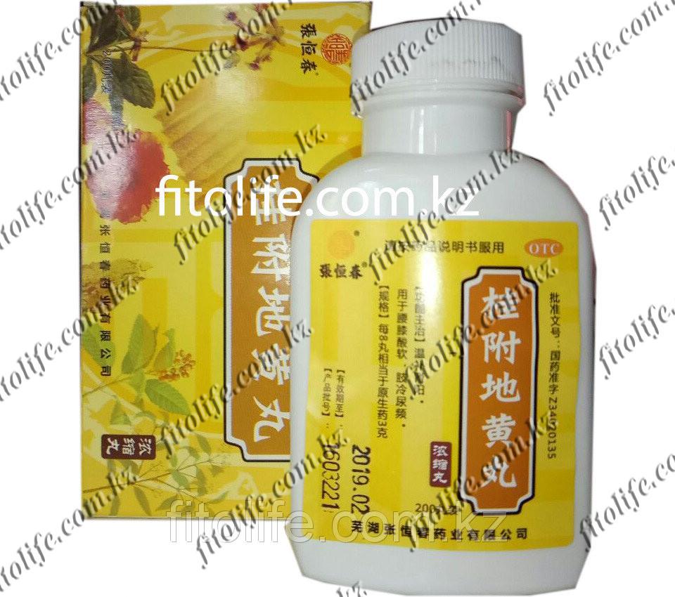 """Пилюли """"Золотой ларец"""" для укрепления мочеполовой системы Guifu Dihuang Wan"""