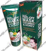 Peel-off маска Daqan,огурец и мёд